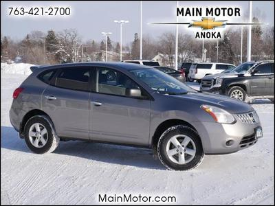 2010 Nissan Rogue S for sale VIN: JN8AS5MVXAW147141