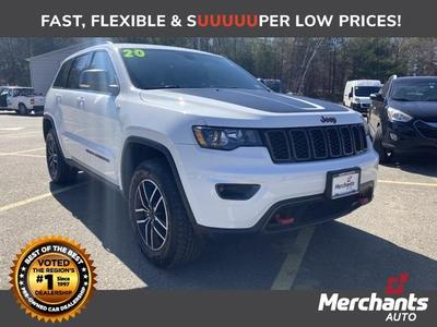 Jeep Grand Cherokee 2020 for Sale in Hooksett, NH