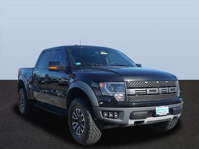 Used Ford Raptor >> Used 2014 Ford F 150 Svt Raptor Crew Cab Pickup In Naperville Il