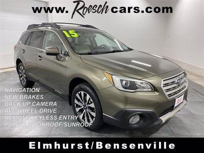 Subaru Outback 2015 a la venta en Elmhurst, IL