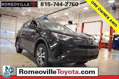 2017 Toyota RAV4 LE for sale VIN: 2T3BFREV2HW539940