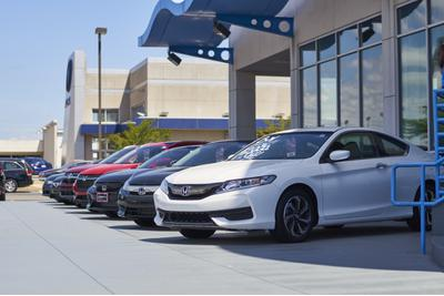AutoNation Honda at Bel Air Mall Image 6