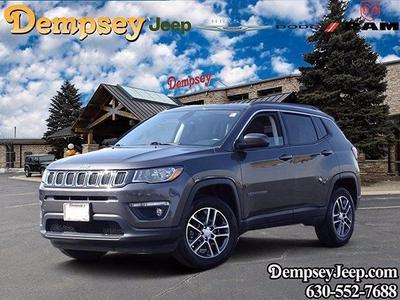 Jeep Compass 2017 a la venta en Plano, IL