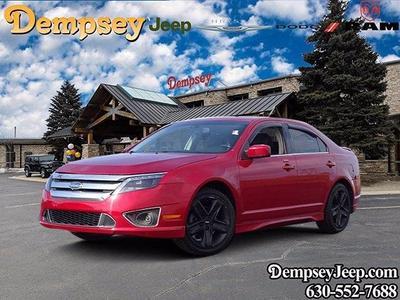 Ford Fusion 2012 a la venta en Plano, IL
