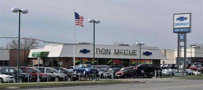 McCue Chevrolet Image 1