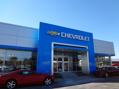 McCue Chevrolet Image 2