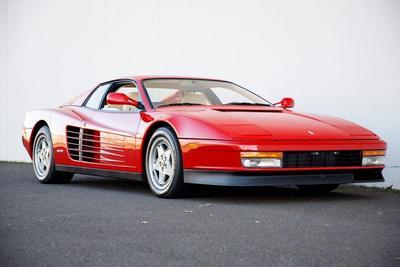 Ferrari Testarossa 1989 for Sale in Wilsonville, OR