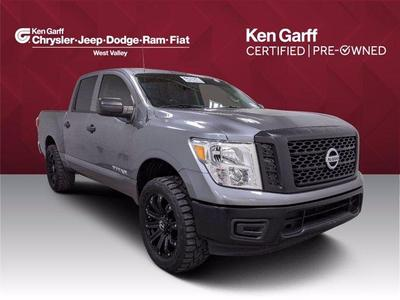 Nissan Titan 2018 for Sale in West Valley City, UT