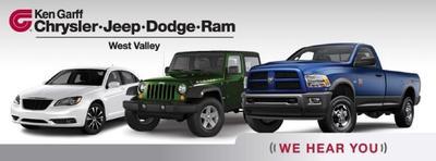 Ken Garff West Valley Chrysler Jeep Dodge RAM Image 1