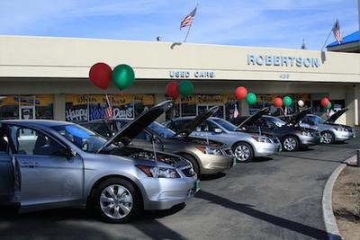 Robertson's Palmdale Honda Image 2