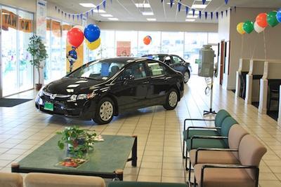 Robertson's Palmdale Honda Image 6
