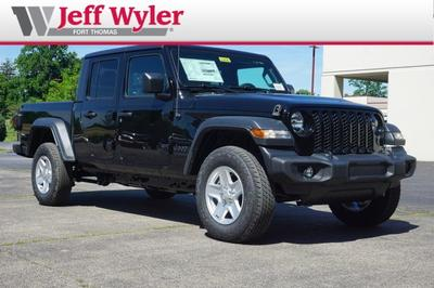 2020 Jeep Gladiator Sport S for sale VIN: 1C6JJTAG7LL108110