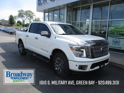 Nissan Titan 2018 for Sale in Green Bay, WI