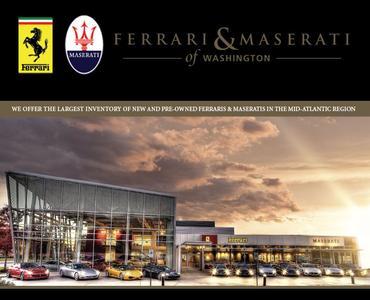 Maserati of Washington Image 1