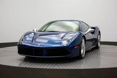 2018 Ferrari 488 GTB Base for sale VIN: ZFF79ALA3J0234036