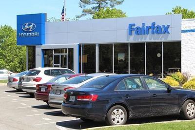 Fairfax Hyundai Image 3