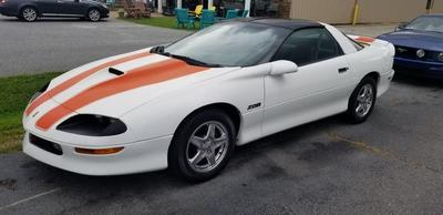 1997 Chevrolet Camaro Z28 for sale VIN: 2G1FP22P6V2133498