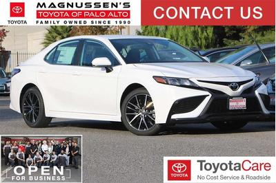 Toyota Camry 2021 for Sale in Palo Alto, CA
