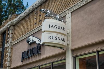 Rusnak/Pasadena Jaguar Image 5