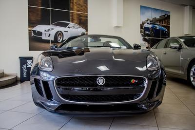 Rusnak/Pasadena Jaguar Image 8