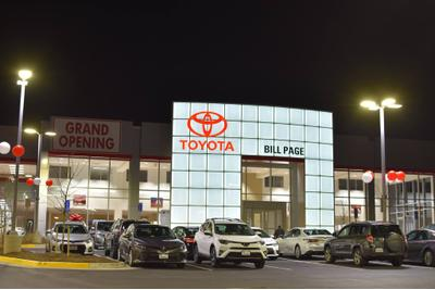 Bill Page Toyota Image 1