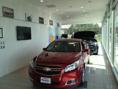 Ourisman Chevrolet Mitsubishi -Curbside Pick Up and Home Delivery Available Image 2