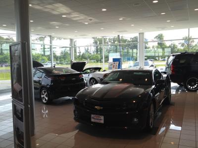 Ourisman Chevrolet Mitsubishi in Temple Hills including