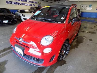 Fiat 500C 2013 for Sale in Denver, CO