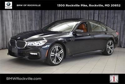 BMW 750 2016 for Sale in Rockville, MD