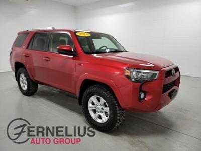 Toyota 4Runner 2016 a la venta en Cheboygan, MI