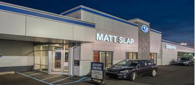 Matt Slap Subaru Image 4