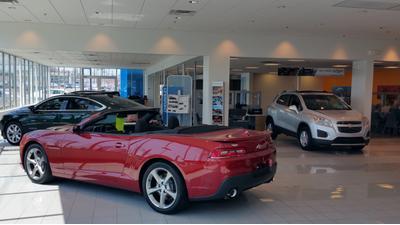 Porter Chevrolet Image 1