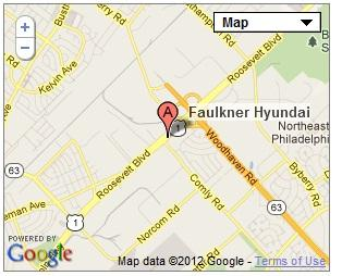 Faulkner Hyundai Image 1