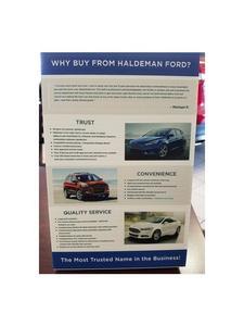 Haldeman Ford Lincoln Image 1
