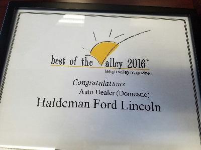 Haldeman Ford Lincoln Image 4