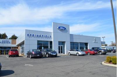 Springfield Ford Lincoln Image 6