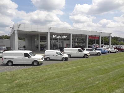 Modern Nissan Image 6