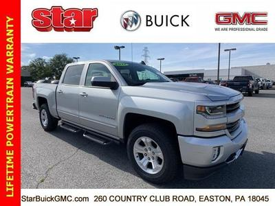 Chevrolet Silverado 1500 2017 for Sale in Easton, PA
