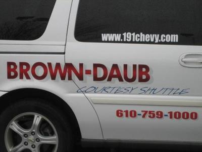 Brown Daub Chevrolet of Nazareth Image 1
