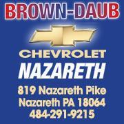 Brown Daub Chevrolet of Nazareth Image 8