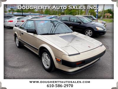 Toyota MR2 1985 a la venta en Folsom, PA