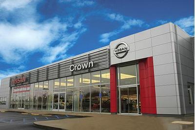 Crown Nissan Image 1