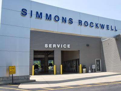 Simmons Rockwell Chevrolet Buick GMC Image 4