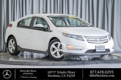 2015 Chevrolet Volt Base for sale VIN: 1G1RC6E4XFU111677