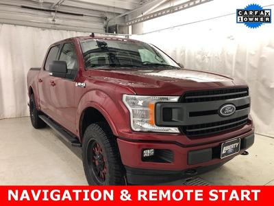 Liberty Ford Vermilion >> Used 2019 Ford F 150 Xlt Crew Cab Pickup In Vermilion Oh Near 44089 1ftew1ep1kfa55864 Pickuptrucks Com