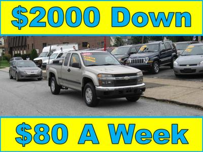 Chevrolet Colorado 2004 for Sale in Prospect Park, PA