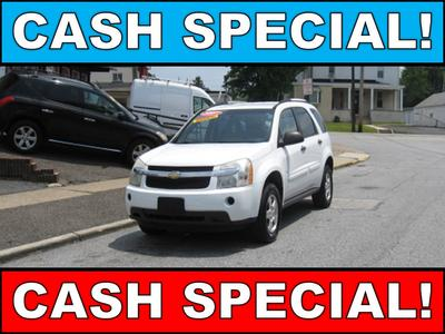 Chevrolet Equinox 2007 for Sale in Prospect Park, PA