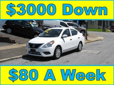 Nissan Versa 2016 for Sale in Prospect Park, PA