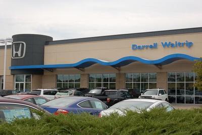 Darrell Waltrip Honda Volvo Cars Subaru Image 4