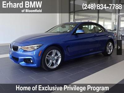 2019 BMW 430 i xDrive for sale VIN: WBA4Z3C50KEC58332